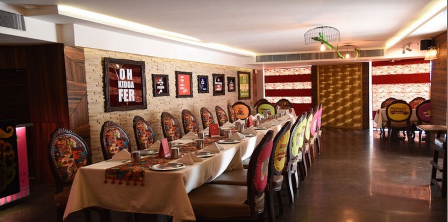 The Patiala Kkitchen Sector 18 Noida - Banquet Hall