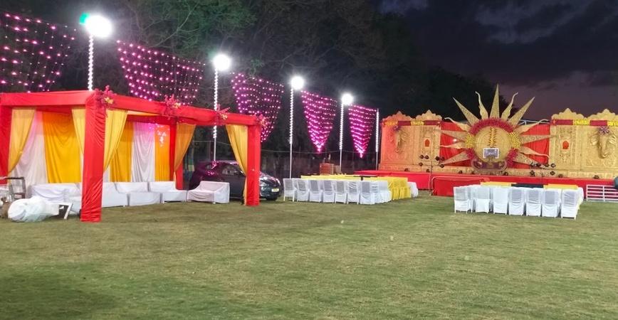 Gangotri Garden Jaisinghpura Ujjain - Wedding Lawn