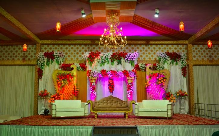 Milan Guest House Swaroop Nagar Kanpur - Wedding Lawn