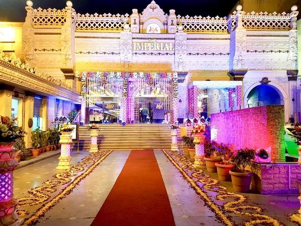 The Imperial Banquet Moti Nagar Delhi - Banquet Hall