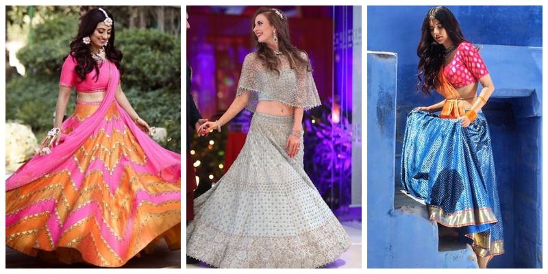 10 lehenga shops in Shahpur Jat Market every Delhi bride should check out