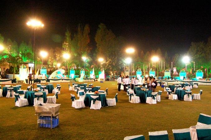 Oriental Palace Resort Subash nagar Udaipur - Banquet Hall
