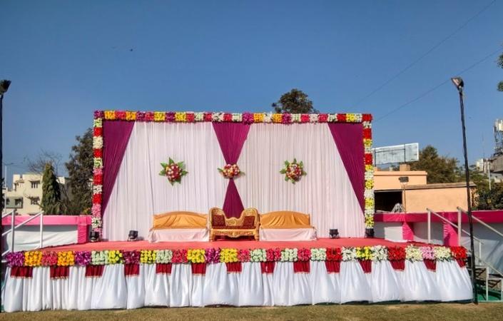 R K Royal Sola Ahmedabad - Banquet Hall