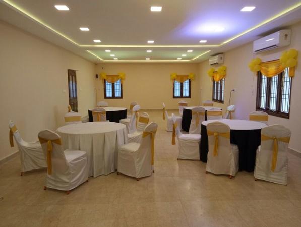 Trinity Hall Injambakkam Chennai - Banquet Hall