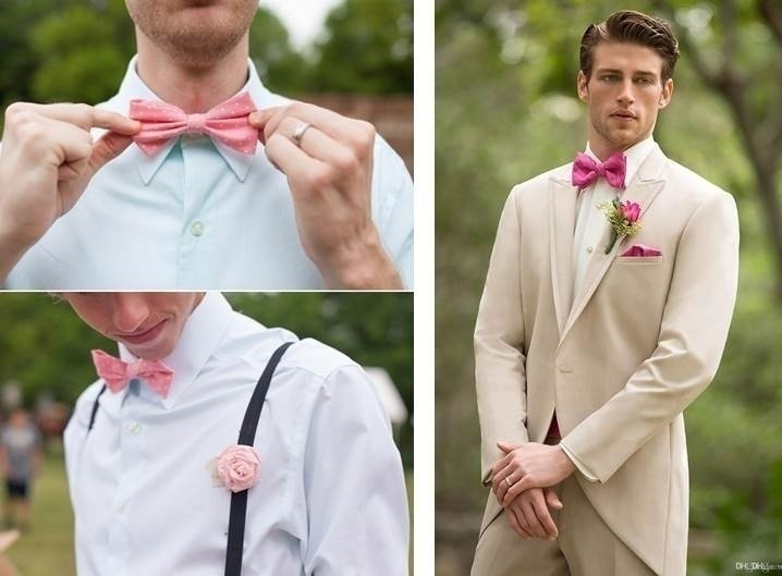 PINK TIES AND BOW-TIES