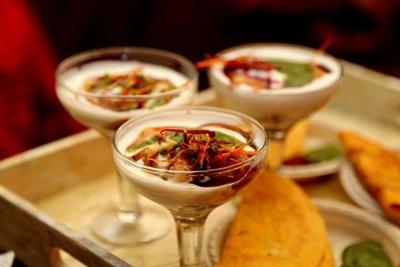 Indian food delicasies