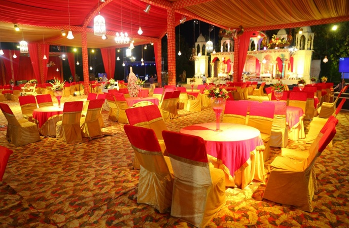The Wedding Resort Zirakpur Chandigarh - Banquet Hall