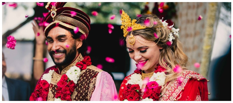 Davaish & Katherine Sohna : A marriage beyond cultures and an ethereal couple- this shaadi will reinstill your faith in love!