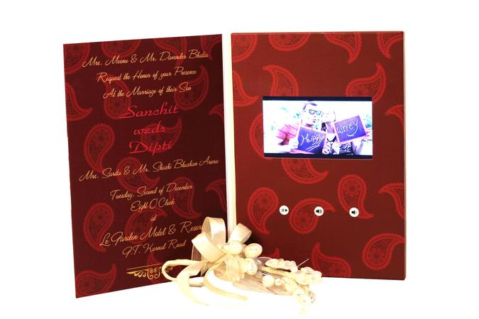 The Grande Invitations | Delhi | Invitation Cards