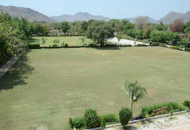 Aavya Resort And Spa Barodiya Udaipur - Banquet Hall