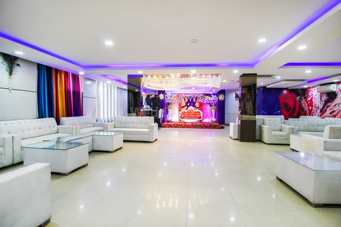 Red Rose Banquet Hall Vasundhara Ghaziabad - Banquet Hall