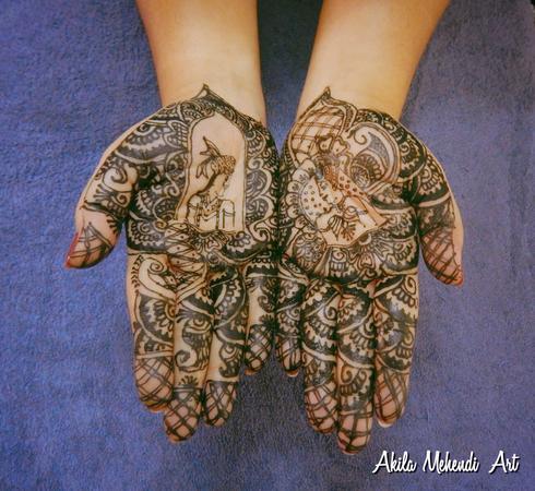 Akila Mehendi Art | Bangalore | Mehendi Artists