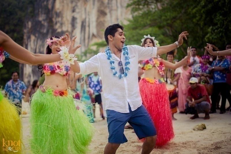 Island Beach Party at Hong Island