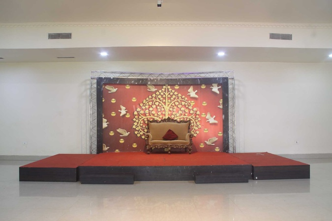 Shree Sai Resort Khandagiri Bhubaneswar - Banquet Hall