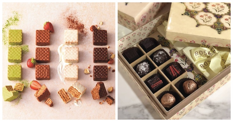 5 Go-To-Places for Delectable Chocolate Wedding Favours