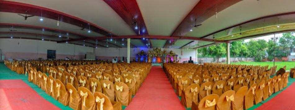 VM Garden Gudimalkapur Hyderabad - Banquet Hall