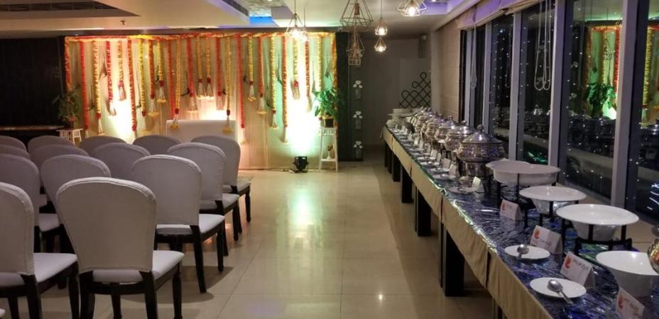 Madhura Jubilee Hills Hyderabad - Banquet Hall
