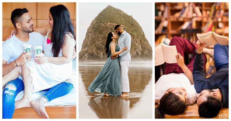6 Reasons Why a Pre-Wedding Shoot is Necessary