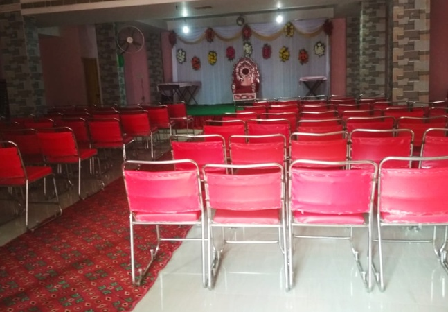 Sri Ganesh Conference Hall Vanasthalipuram Hyderabad - Banquet Hall
