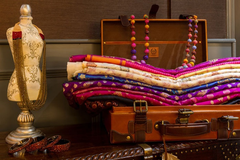 10 Must Have Sarees for a Modern Bride's Trousseau Trunk