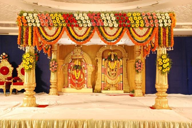Sri Lakshmi Venkateshwara Kalyana Mantapa Yeshwanthpur Bangalore Mantapa Convention Hall
