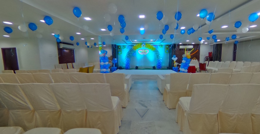 KNR Banquet And Conference Hall Champapet Hyderabad - Banquet Hall