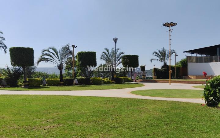 Sharao Lawns Kothrud Pune - Wedding Lawn