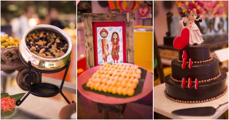 Courtyard By Marriott Has A Wedding Brunch That's Perfect For Your Indian Wedding
