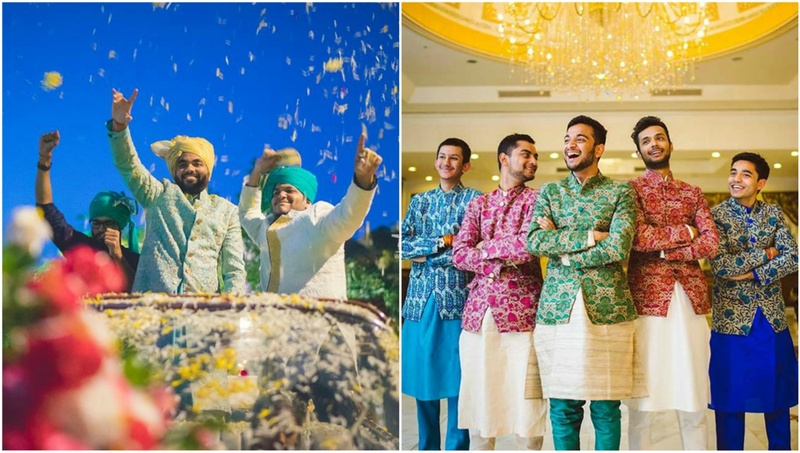 10 Must-Have Shots For Every Groom At An Indian Wedding!