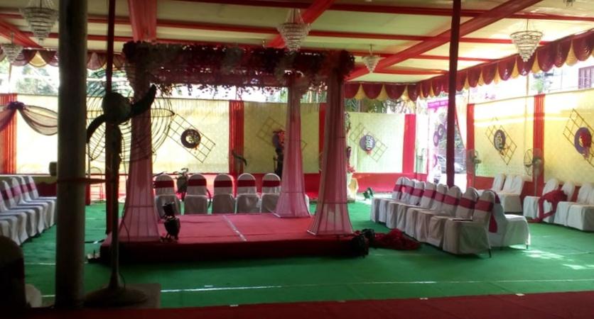 GC Block Community Hall Saltlake City Kolkata - Banquet Hall