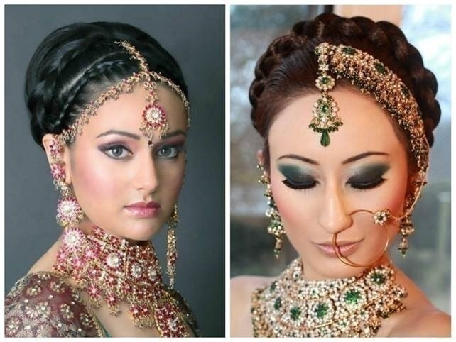 61 Braided Wedding Hairstyles: Top 5 Indian Bridal Hairstyles For Thin Hair!