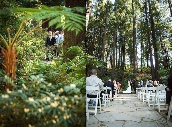 Take your wedding festivity outdoor and have a day celebration (if possible)