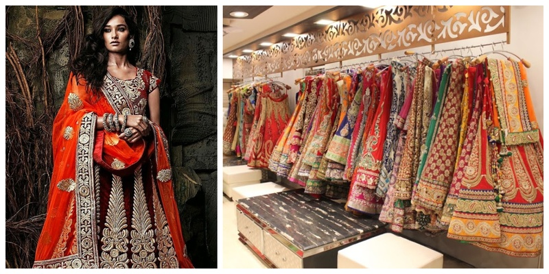 671b0ac75 10 Wedding Lehenga Shops in Dadar which every Mumbai bride must check out!