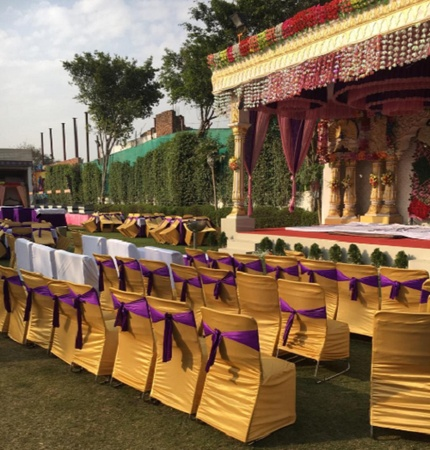 Dilli Light Party Palace Inayatpur Gurugram - Wedding Lawn