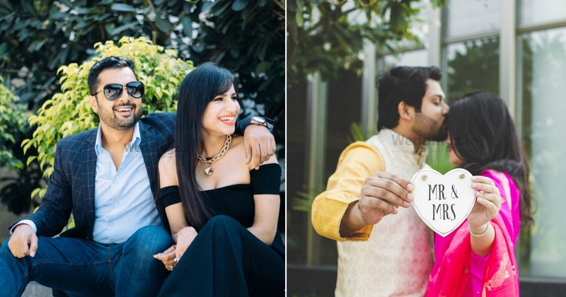 We Gifted 100 Engaged Couples A Pre-Wedding Photoshoot With India's Top Photographers – And The Results Are Pure Happiness! [Delhi Edition]