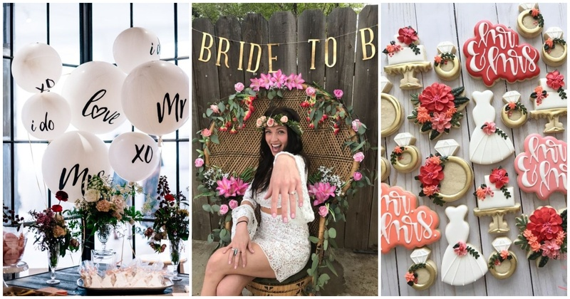 A to Z of planning a Bridal Shower & how to be the perfect host / BFF!