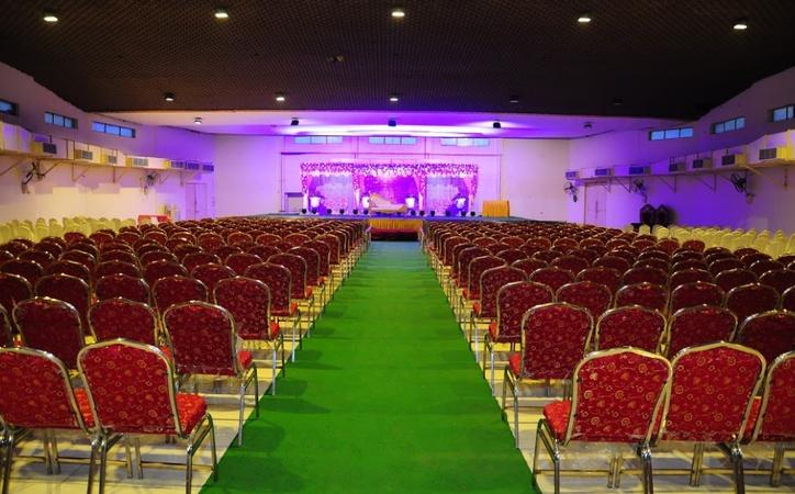 Shalimar Function Hall King Koti Road Hyderabad - Banquet Hall