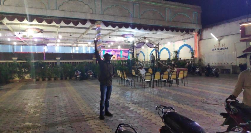 SAR Garden Function Hall Nawab Saheb Kunta Hyderabad - Banquet Hall