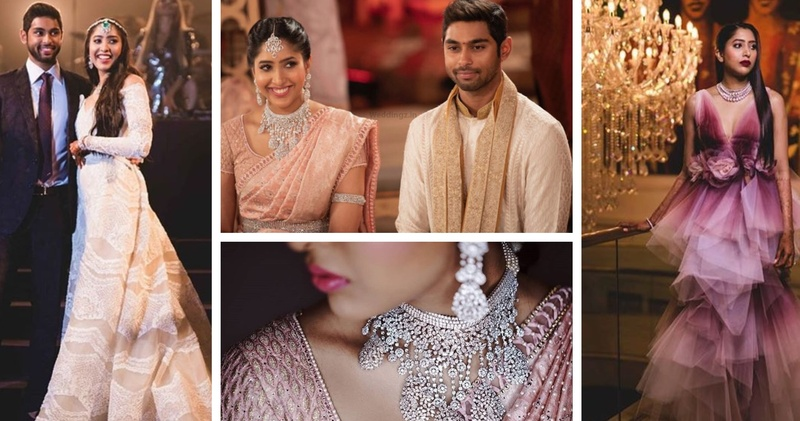 We recently attended GVK Reddy's granddaughter, Shriya Bhupal's wedding in Hyderabad and it was as grand as it gets!