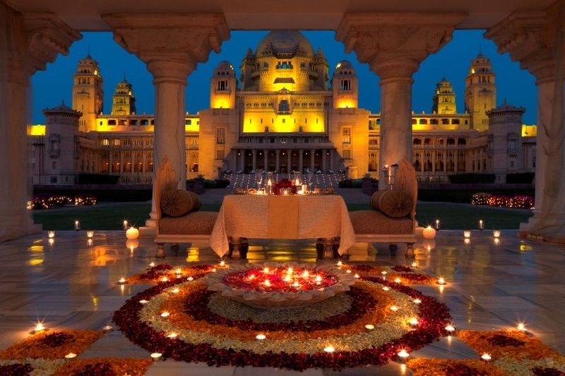 Luxury wedding venues in Kumbhalgarh that will steal your heart