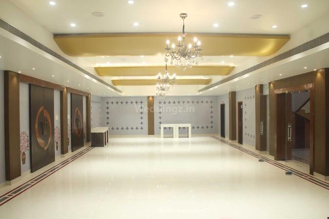 The Celebration Sphere Baragarh Bhubaneswar - Banquet Hall