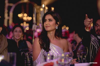 The beautiful Katrina Kaif was also present at the reception.