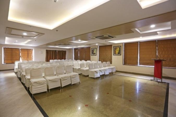 Hotel Bjs By The Way Patia Bhubaneswar - Banquet Hall
