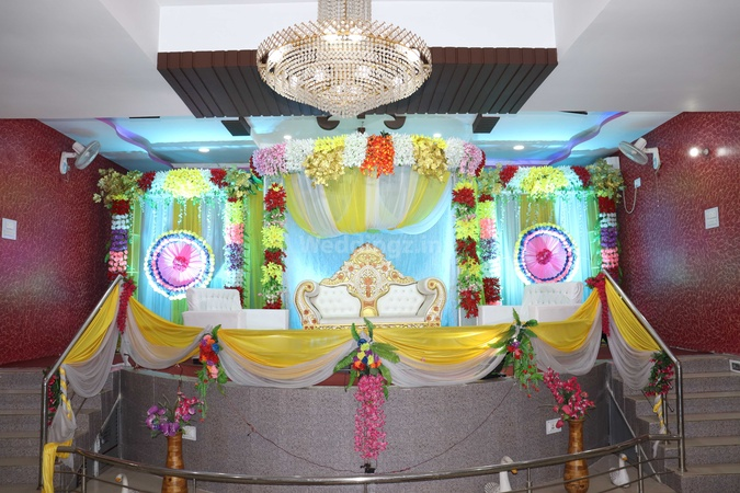 Singh Celebration Rukanpura Patna - Banquet Hall
