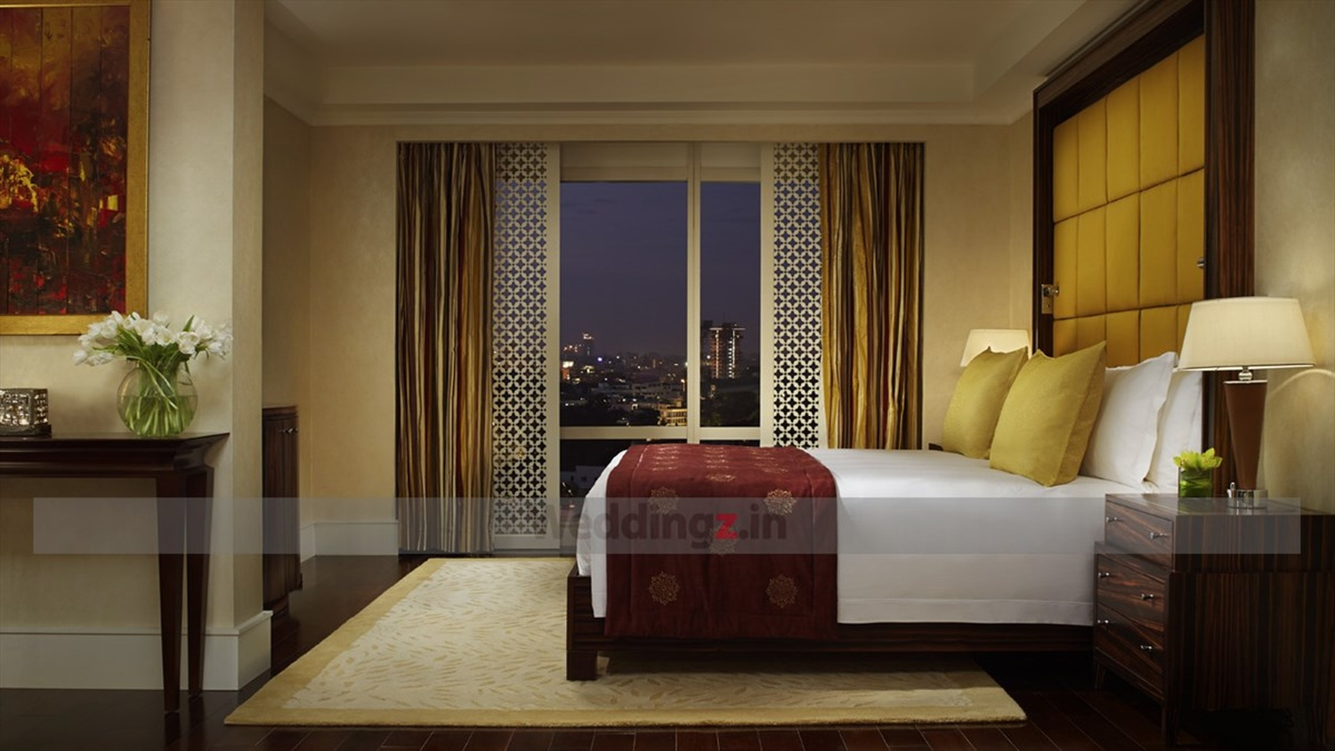 Ritz Carlton Hotel Residency Road Bangalore Banquet Hall Voucher The Seoul Overview
