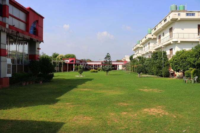 Shree Bhawani Paradise Jhotwara Jaipur - Banquet Hall