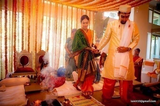 Saptapadi Ritual: