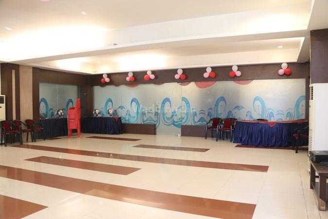 Hotel Raja Bhoj Bhanpur Bhopal - Banquet Hall