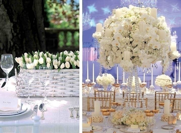 Creative Dcor Ideas For A Winter Wonderland Wedding Affair