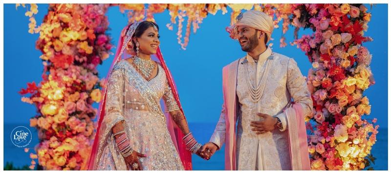 Vishesh  & Nishtha Hua Hin : This Luxurious Destination Wedding is Raising the Bar!